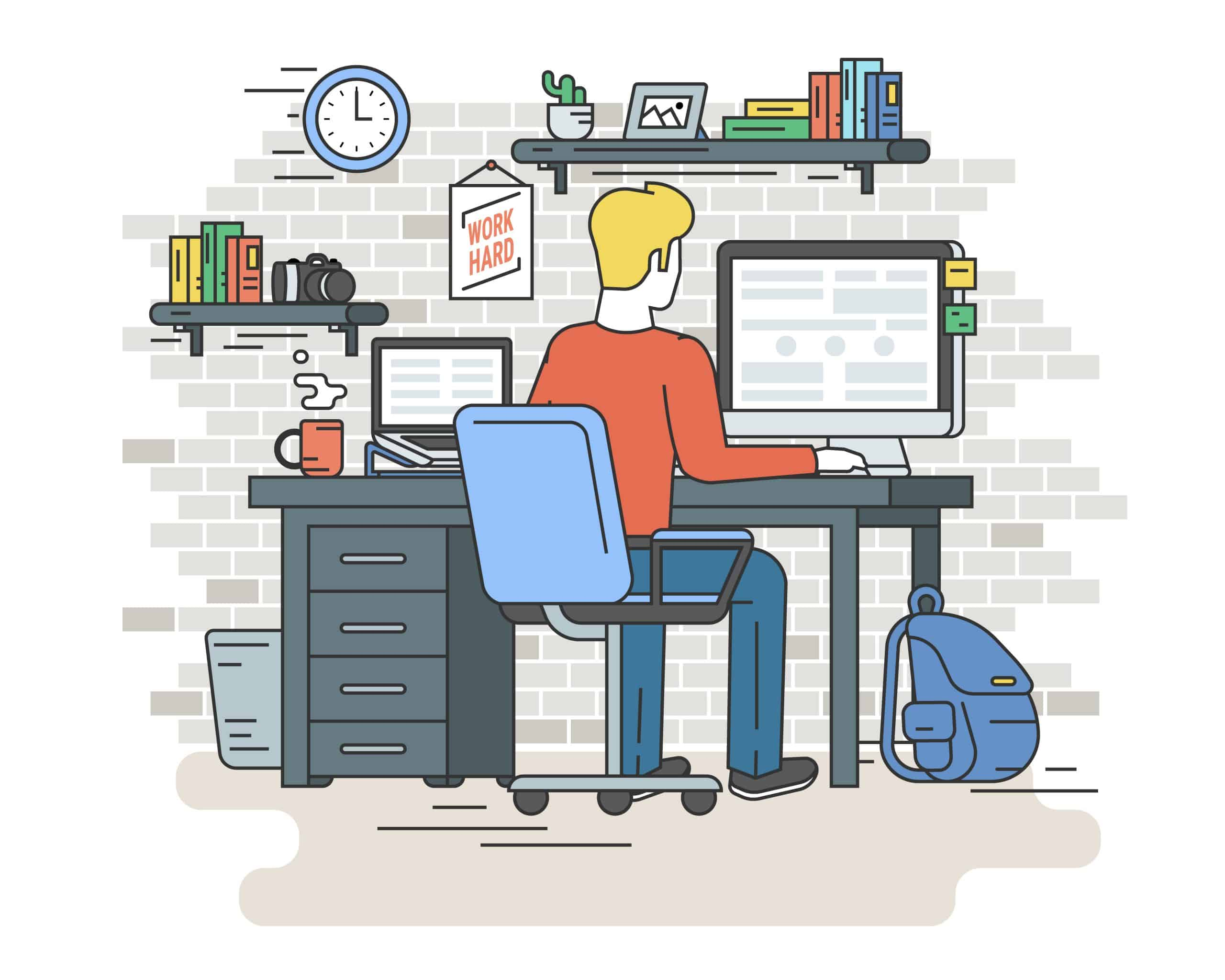 Business Continuity Working From Home