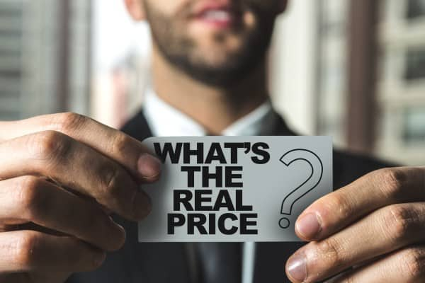Whats the real price