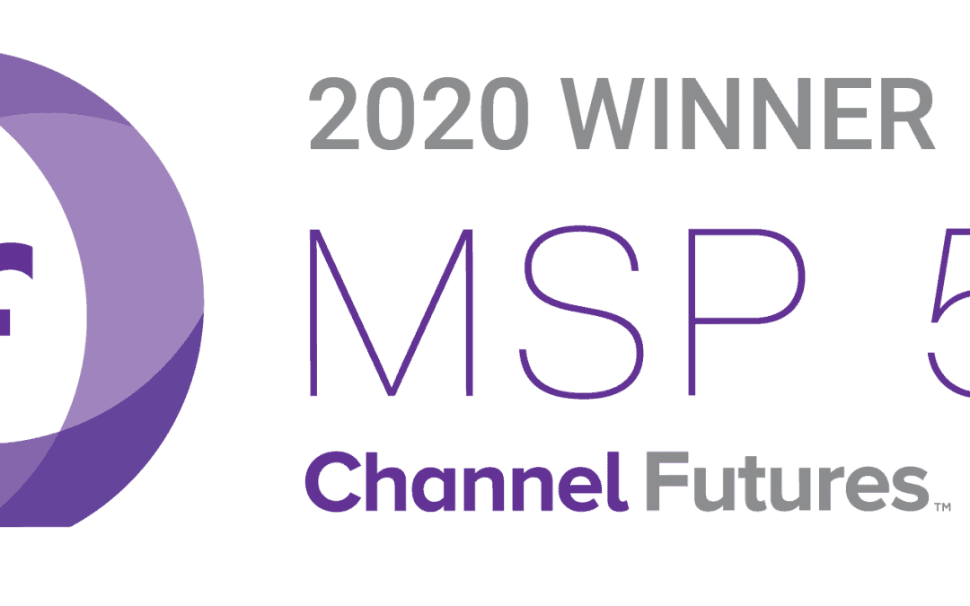 Spot Migration Ranked Among World's Most Elite 501 Managed Service Providers in 2020